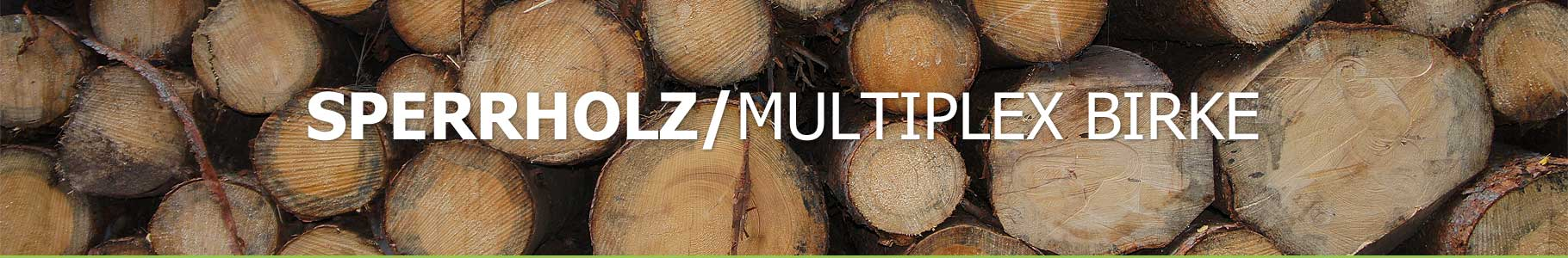 Sperrholz Multiplex Birke