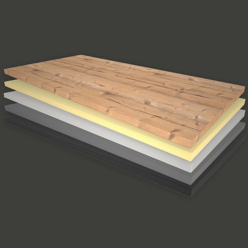 Tischgestell Idea A Längen