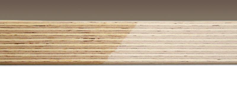 Sperrholz Kantenbearbeitung im Detail