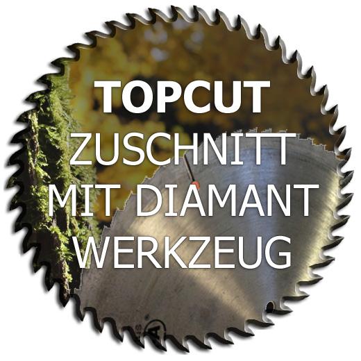 TOPCut-Symbol - Präzise Plattenzuschnitte